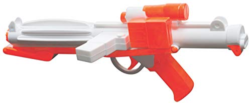 Strike fear into the general populice! Complete your Galactic Empire foot soldier look with the Star Wars Rebels Stormtrooper Costume Blaster.