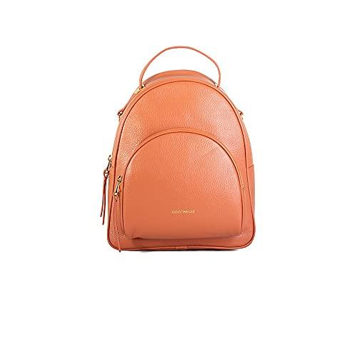 Coccinelle Rucksack mit Reißverschluss E1I60140101W10, Orange - Aprikose - Größe: Einheitsgröße