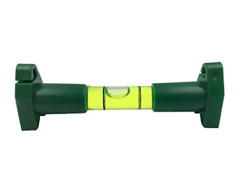 Schnurwasserwaage – Schnurwaage von STALCO – Handlich und sehr genau beim Ausrichten von Richtschnüren