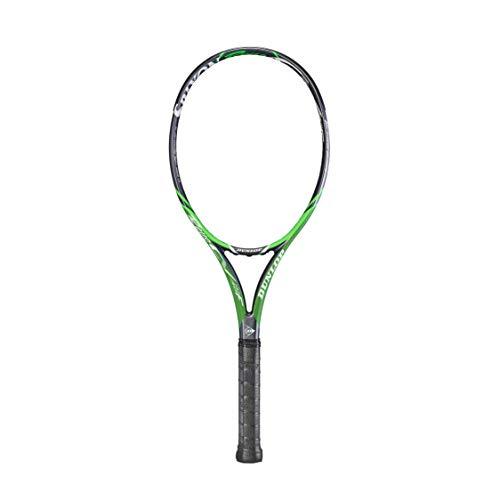 Dunlop Srixon Revo CV 3.0 F Tour Tennisschläger, Unisex-Erwachsene, Revo CV 3.0 F Tour, grün/schwarz, 4 3/8