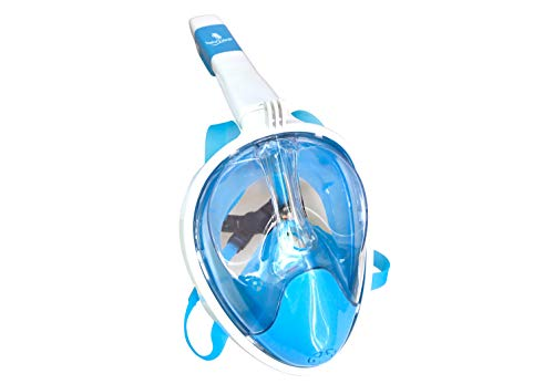 VEDES Großhandel GmbH - Ware 77203923 Splash & Fun Full Face Snorkel Mask, Colourful