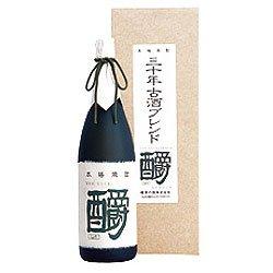房の露 樽貯蔵 本格米焼酎 30年古酒ブレンド ショウエクセンス1800ml 専用箱付