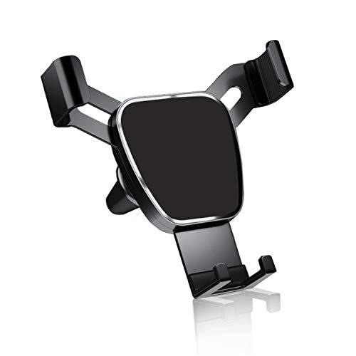 PTN Car Phone Mount, Soporte para Teléfono Celular para Automóvil,Bracket 360 Degree Rotation, para iPhone 11 Pro/XS MAX/XR/X / 8/7/6, Galaxy S10 / S10 Plus / S10e / 8 / S7