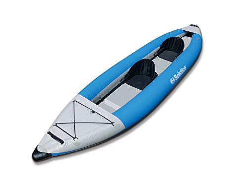 Solstice Flare 2 person Kayak, Blue, one size (29625)
