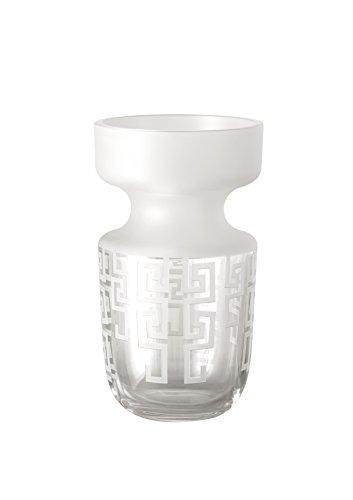 Rosenthal Versace Nymph # 7 Klar Vase 33 cm [A]