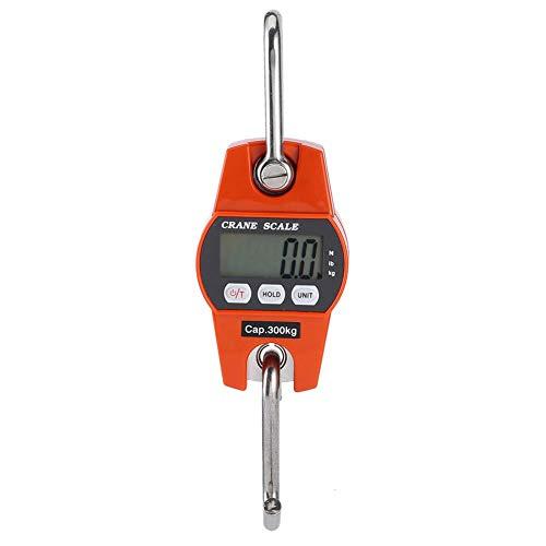 Hopcd 660 LB / 300 kg Báscula Colgante, Báscula de Peso Eléctrica...