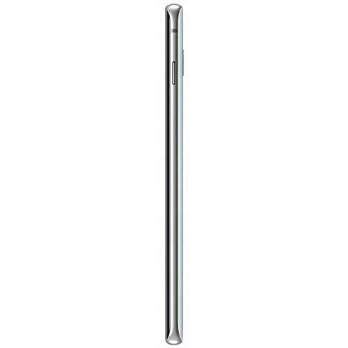 Samsung Galaxy S10 Dual SIM, 128 GB interner Speicher, 8 GB RAM, prism white, [Standard] Andere Europäische Version