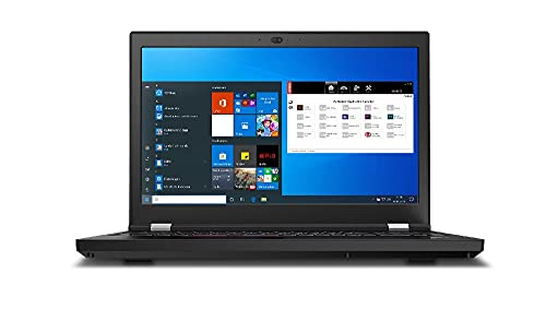 "OEM Lenovo ThinkPad P15 Gen 1 15.6"" FHD 1920x1080 IPS, Intel i7-10750H, 6 Cores, 64GB RAM, 1TB NVMe, Quadro T1000, Fingerprint, W10P, Business Laptop"