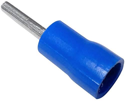 AERZETIX - Juego de 100 - Terminales eléctricos tipo Pin - Puntas...