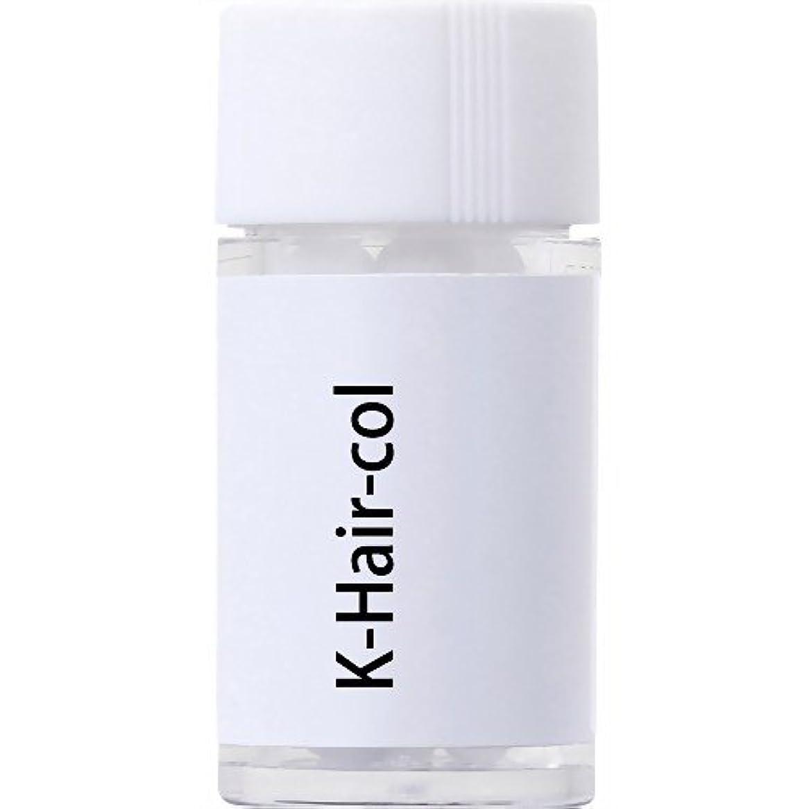 ジョグ教育するイライラするホメオパシージャパンレメディー K-Hair-col(小ビン)