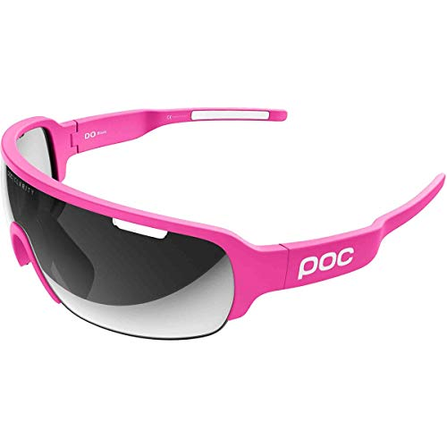 POC DO half blad EF ed. Zonnebril, fluorescerend roze, één maat