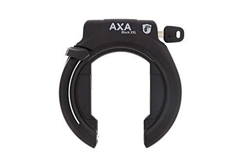 AXA Rahmenschloss Block XXL, Schwarz