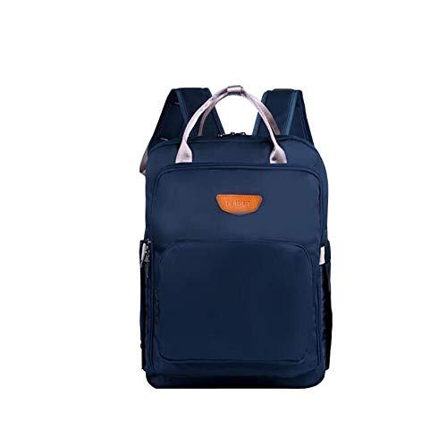 Outdoor Product/Fashion tas JYT mama en baby tas, Baby luier luier luier luier luier luier mama veranderen tas rugzak, waterdichte luier rugzak, Blauw, lichtblauw, groen, roze Blauw
