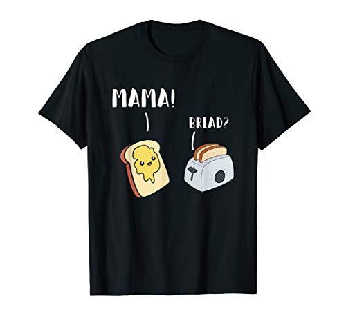 Bread Geschenk für Toastbrot, Toaster & Toast Freunde T-Shirt