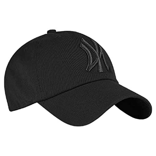 wersoa Unisex Cotton Cap (Pack of 1) (wersoa_Beauty_0005_Black)