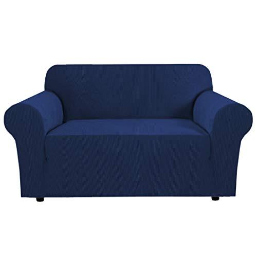 Sofa Cover Marine Couch Bezüge 2 Sitzer Stretch Sofa Schonbezug Polyester Spandex Stoff Couch Bezüge Sofa Möbelschutz