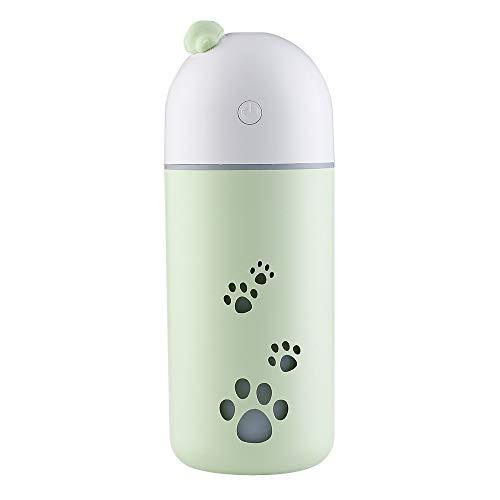 Humidificador Aromaterapia,JiaMeng Humectador del difusor del Aceite Esencial del ambientador del Filtro de Aire del humectador para el hogar/el Coche - JMJS042