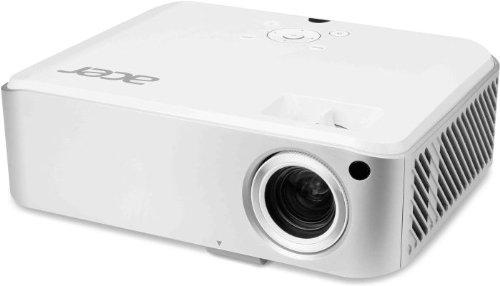 Acer H7532BD 3D Full HD DLP-Projektor (3D-fähig direkt über HDMI 1.4a, Kontrast 50.000:1, 2.000 ANSI Lumen, Full HD 1920 x 1080 Pixel, 2D zu 3D Wandlung, 2 x HDMI 1.4a, MHL ) weiß