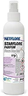 Désodorisant parfumé STARFLORE - Flacon 200ml - Fleur blanche