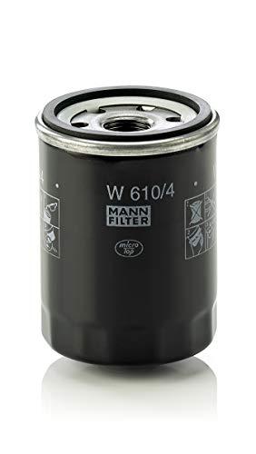 Original MANN-FILTER Ölfilter W 610/4 – Für PKW und Nutzfahrzeuge