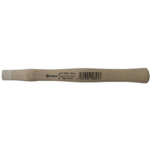 Connex Hammerstiel 300 mm, für 300 g Hammer / Ersatzstiel / Eschenstiel / Eschenholz / Werkzeug / COX850030