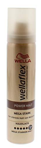 Wellaflex Power Halt Mega Stark Haarspray 75ml*