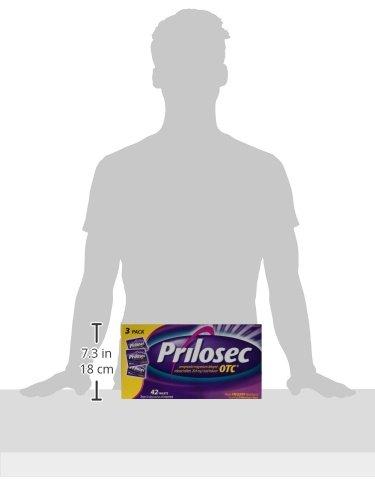 Prilosec OTC- Delayed-Release Acid Reducer, 42 Count
