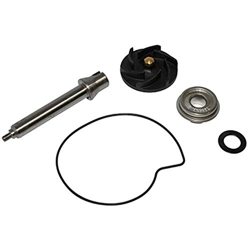 P2R (Motoris') Wasserpumpe Piaggio 400/500 X9 – MP3 – X10 – Xevo (Komplettset Reparatur)