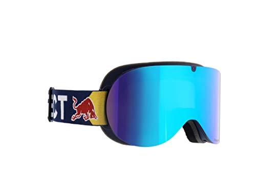 Red Bull Spect Eyewear Goggle Schneebrille Bonnie-001 Dark Blue/Blue Snow-Smoke