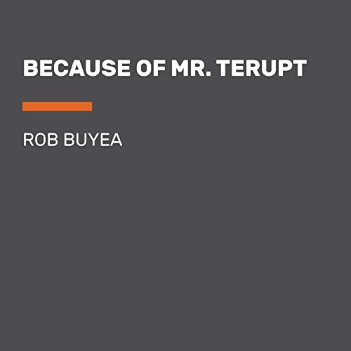 Because of Mr. Terupt cover art