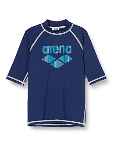 ARENA Rash Vest S/S Camiseta Neopreno Niños