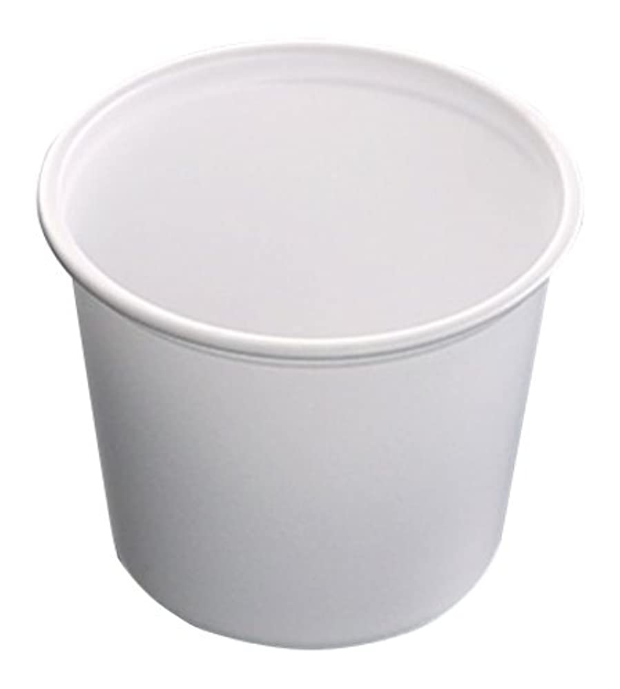 強いナサニエル区穀物中央化学 使い捨て容器 CFカップ 90-240 身 100枚入サイズ:約8.8×8.8×7cm