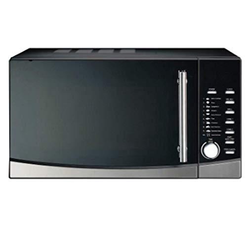 Ohmex OHM-MWO-3088DG - Four à Micro-Ondes - Capacité du Four 30 L - 6 Horloge Digitale - 230 V / 50 Hz - Fonction Grill - Gris
