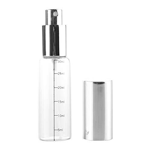 jingxiaopu Botella Spray Botella Spray Pulverizador PortáTil Botellitas De Cristal PequeñAs A...