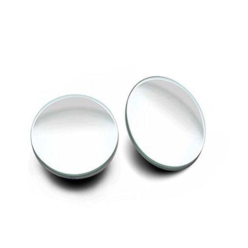 Auto Toter Winkel Spiegel Seitenspiegel Selbstklebend, Rückspiegel Zubehör für Weitwinkel-Rückspiegel, 2 Stück