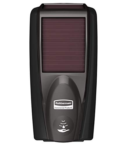 LumeCel AutoFoam Soap Dispenser, Black/Black Pearl