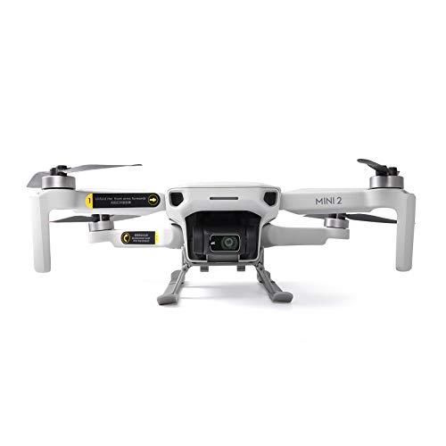 Iunser Accessori del carrello di atterraggio maggiorato pieghevole del drone Smontaggio e montaggio rapido Telaio di addestramento del tampone anti-caduta per Dji Mavic Mini 2