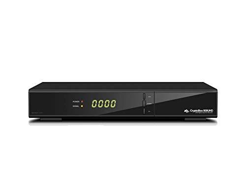 AB CryptoBox 800 UHD Sat Receiver 4K Digital Satellite Receiver