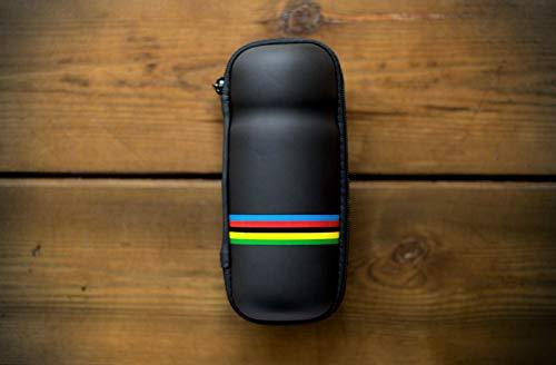 Datums | Bote de Herramientas Arcoiris para Bicicleta. Bolsa Impermeable para portabidones. Toolbox