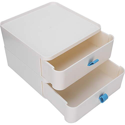 Organizador de escritorio, caja de almacenamiento de escritorio de resistencia suave y resistente para oficina para Doom para el hogar