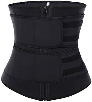 Waist Cinchers Women Waist Trainer Belt Belly Sport Shaper Trimmer Sweat Training Girdle Body Shaper Band