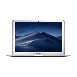 Apple MacBook Air 13-inch, 1.8 GHz dual-core Intel Core i5, 8 GB RAM, 128 GB SSD - Silver 2017 Model (Renewed) 10