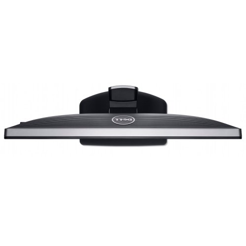 Dell U2412M 61 cm (24 Zoll) LED-Monitor (DVI, VGA, 8ms Reaktionszeit, höhenverstellbar) schwarz/silber - 9