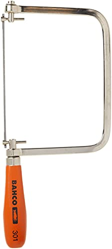 BAHCO 301 6 1/2 Inch Coping Saw