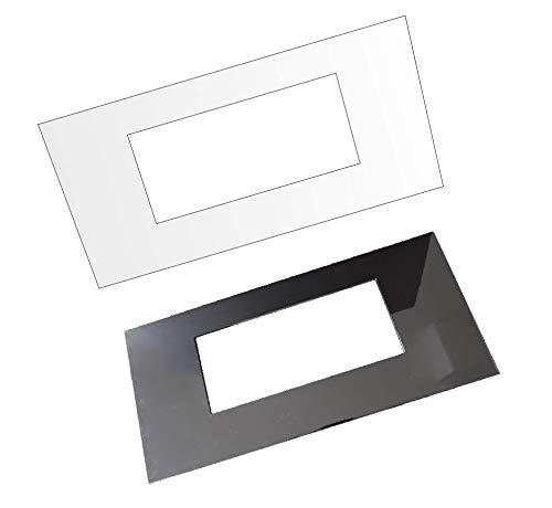 3 x Schutzfolie für Jura ENA8 & ENA 8 Signatur Line Tassenablage, Abtropfblech, Tropfblech