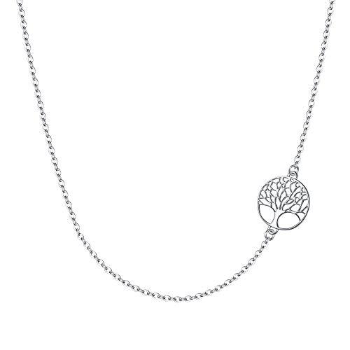EVER FAITH Mujer Hombre Niños Unisex damas de honor plata de ley (925) plata de ley (925)