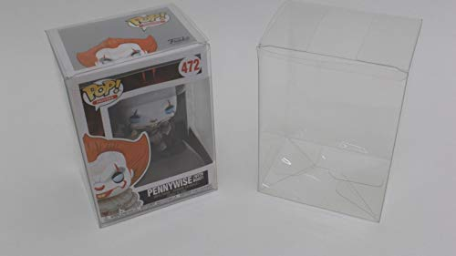 Funko Pop Acid-Free Plastic Protector Case Lot of 100