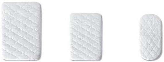 Pirulos 41100001 - Protector colchón, algodón, 50 x 80 cm, color ...