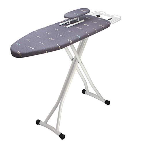 CSQ-herramienta de limpieza herramientas de planchado tabla de planchar, centro de compra, tabla de planchar, panel de metal para plancha de vapor, 6 opciones de color, 110 x 30 x 87 cm, productos para el hogar, metal, E, 110*30*87CM