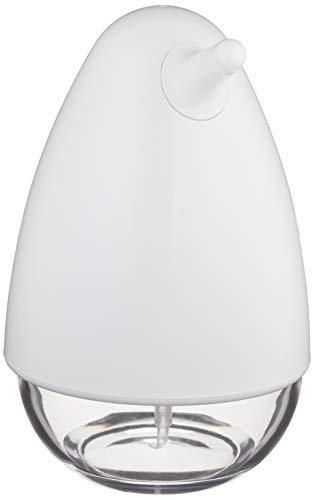 AmazonBasics - Dispensador de jabón - Espumoso, Blanco